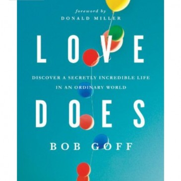 Time For A New Adventure! – Meeting Bob Goff!